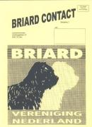 Briard Contact 1999-2000