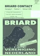 Briard Contact 2001