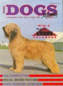 Dogs monthly 10-1986