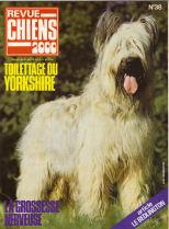 Revue chiens 2000 nr 38 (Nov 1979)