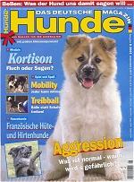 Das Deutsche Hunde Magazin 08-2005