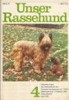 Unsser Rassehund April 1983