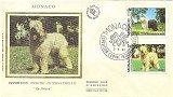 Postcard Monaco 1982